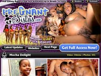 Welcome to Pregnant Sistas! Hot Ebony Babes That Are Knocked Up & Ready To Fuck! Hardcore Preggo Fuck Videos!