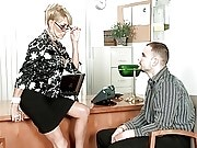 Boss Giving You A Hard Time? Fuck Her!