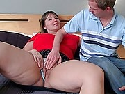 Horny fat chick gets fucked by her psych doctor and his cock is a great instrument